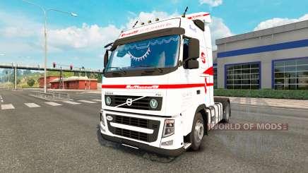 Volvo FH13 Sovtransavto para Euro Truck Simulator 2