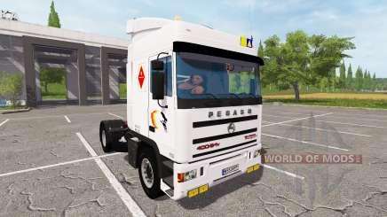 Pegaso Tecno para Farming Simulator 2017