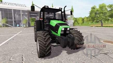 Deutz-Fahr Agrofarm 430 para Farming Simulator 2017