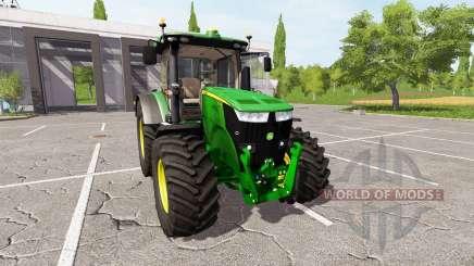 John Deere 7310R para Farming Simulator 2017