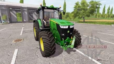 John Deere 7270R para Farming Simulator 2017