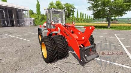 Case 721F XR v2.0 para Farming Simulator 2017