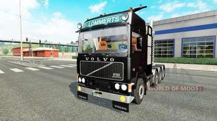Volvo F10 8x4 PBA heavy para Euro Truck Simulator 2