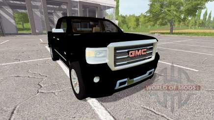 GMC Sierra 1500 para Farming Simulator 2017