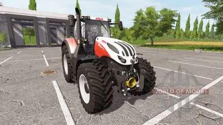 Steyr Terrus 6270 CVT ecotec v1.8 para Farming Simulator 2017