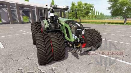 Fendt 933 Vario v2.0 para Farming Simulator 2017
