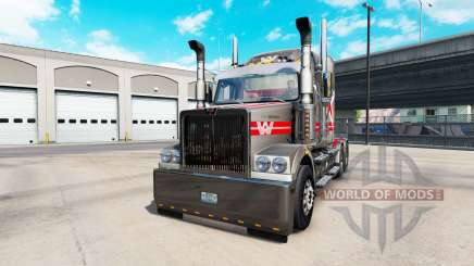Wester Star 4800 v2.0 para American Truck Simulator
