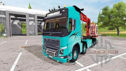 Volvo FH16 750 Forest para Farming Simulator 2017