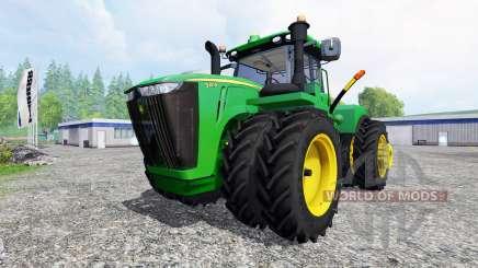 John Deere 9370R para Farming Simulator 2015
