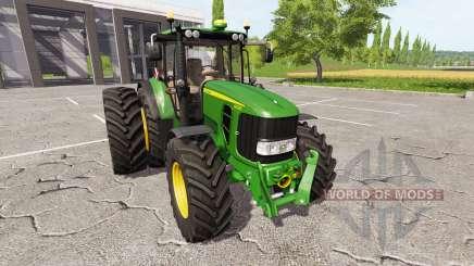 John Deere 6630 Premium para Farming Simulator 2017