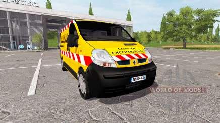 Renault Trafic para Farming Simulator 2017