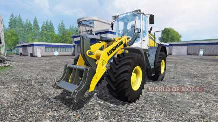 Liebherr L540 para Farming Simulator 2015