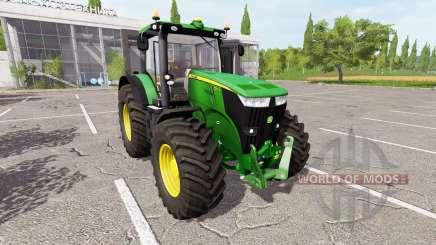 John Deere 7270R v1.1 para Farming Simulator 2017