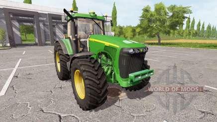 John Deere 8120 para Farming Simulator 2017