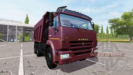 KAMAZ-65115 Euro3 para Farming Simulator 2017
