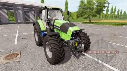 Deutz-Fahr Agrotron 7210 TTV v1.1.1 para Farming Simulator 2017