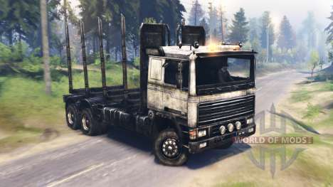 Volvo FL v4.0 para Spin Tires