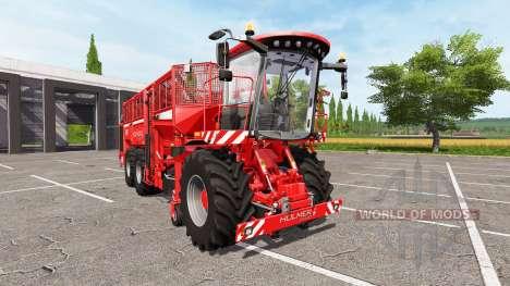 HOLMER Terra Dos T4-40 onion carrot potato para Farming Simulator 2017