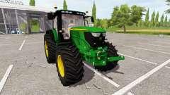 John Deere 6210R v1.1 para Farming Simulator 2017