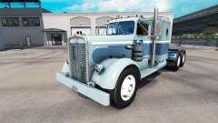 La piel de los Clásicos de tractor Kenworth 521