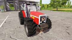 Massey Ferguson 8140 v2.0 para Farming Simulator 2017