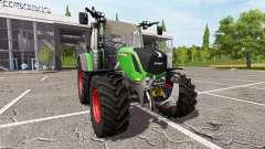 Fendt 312 Vario v2.0 para Farming Simulator 2017