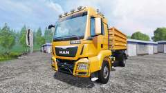 MAN TGS 18.360 tipper v2.2