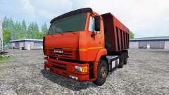 KamAZ-6520 v2.0