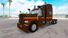 IZZI piel para el camión Peterbilt 389