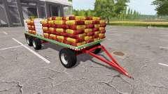Brantner DPW 18000 seeds para Farming Simulator 2017