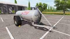Fliegl VFW 10600 v2.2 para Farming Simulator 2017