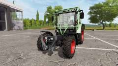 Fendt 380 GTA Turbo v4.5 para Farming Simulator 2017