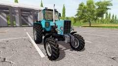 MTZ-82 turbo v1.0.0.3 para Farming Simulator 2017