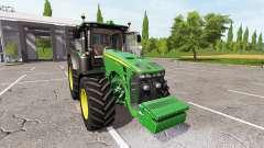 John Deere 8320R para Farming Simulator 2017