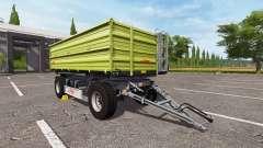 Fliegl DK 140-88 bright para Farming Simulator 2017