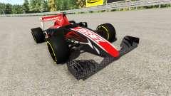 La carrera de fórmula 1 coche v2.0