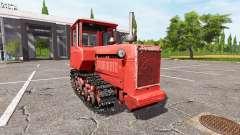 DT-75M v1.2 para Farming Simulator 2017