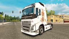 La piel me Encanta el Coño para camiones Volvo para Euro Truck Simulator 2