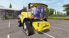 New Holland CR10.90 multicolour para Farming Simulator 2017