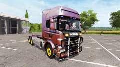 Scania R730 hooklift v1.0.1.0