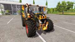 Fendt 936 Vario flammen para Farming Simulator 2017