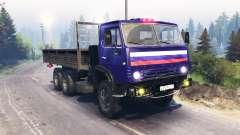 KamAZ 53212 v8.0 para Spin Tires