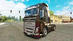 Piel de ángel para camiones Volvo para Euro Truck Simulator 2