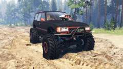 Toyota Land Cruiser 80 VX para Spin Tires
