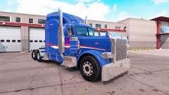 La Piel B-T Inc. para el camión Peterbilt 389 para American Truck Simulator