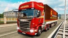 Skins para el tráfico de camiones v2.0 para Euro Truck Simulator 2