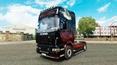Parca de la piel para Scania camión para Euro Truck Simulator 2