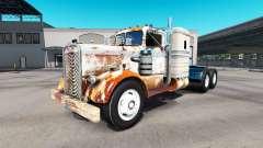 La piel Oxidada tractor en Kenworth 521