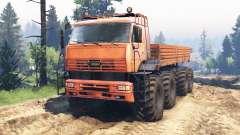 KamAZ-6560 8x8 Norte v2.0