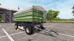 Fliegl DK 180-88 dark para Farming Simulator 2017